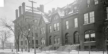 seminary townhouse association block 3